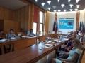 Masă rotundă cu reprezentanți ai Consiliul Județean Maramureș organizată în cadrul proiectului C-Track 50
