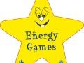 ENERGY GAMES - ENERGY TAKES SHAPE